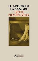 El ardor de la sangre, Irène Nemirovsky
