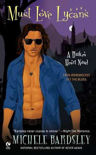 Must Love Lycans is the ninth book in the Broken Heart paranormal series by Michele Bardsley.