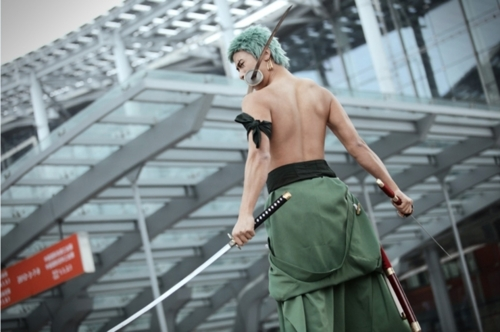 RoroNoa ZoRo CosPlayZoro New World Cosplay