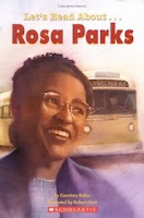 bookcover of ROSA PARKS by Courtney Baker