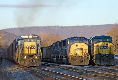 Mdrails Locomotives Csx Brunswick Yard