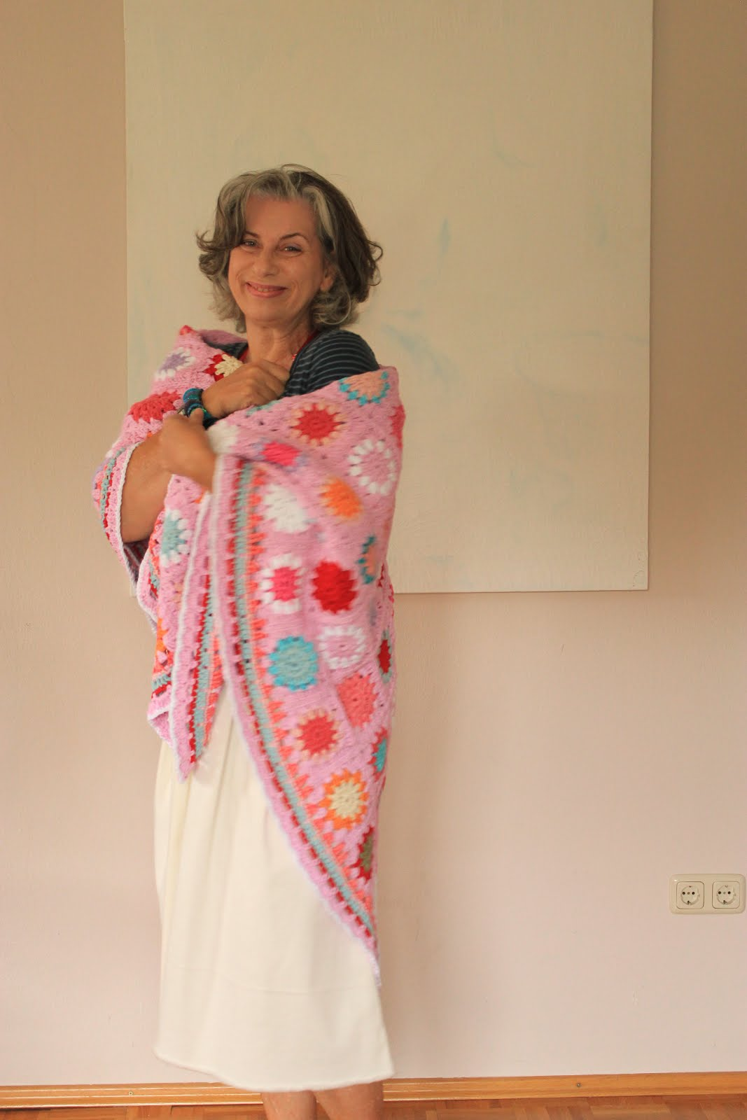 Gute Laune Grannydecken!