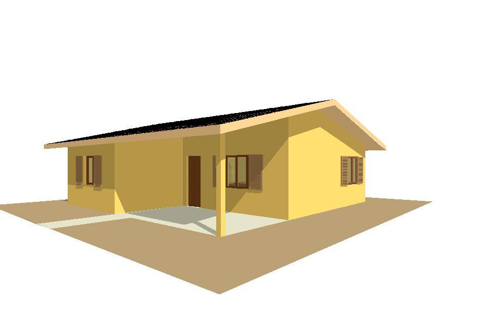 Progetti di case for Progetti di casa sollevati