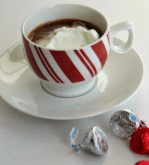 Once Upon A Chocolate Life: Creamy Hot Cocoa