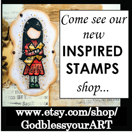 inspired stamps...the blog