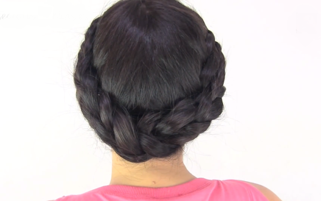 beautiful peinados para fistas moo de los aos with peinados de moos