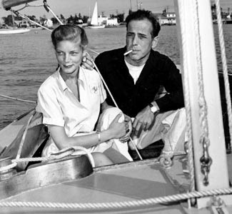 Geo may celebrity wedding anniversaries for Lauren bacall married to humphrey bogart