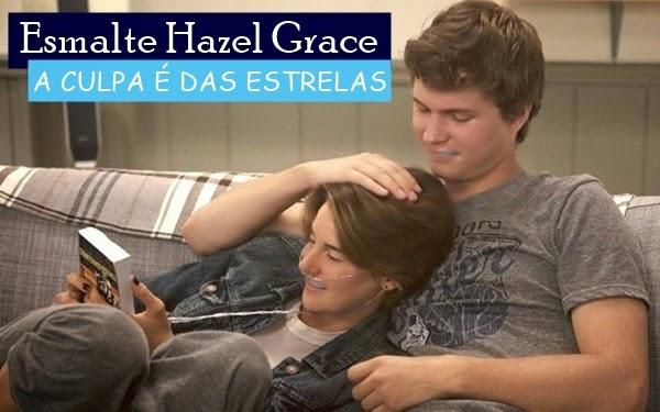 Esmalte Hazel Grace em A culpa é das estrelas - Tips Top Models