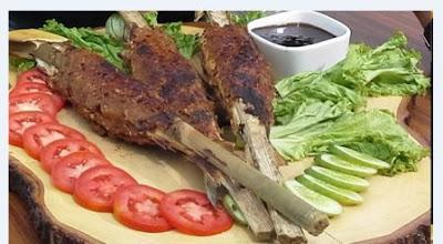 How to Make Sate Bandeng Banten