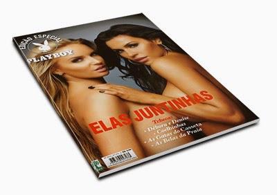 Playboy Especial – Juntinhas Julho (2014)