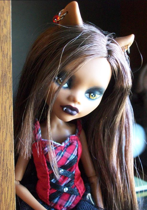 Image Result For Baby Clawdeen Wolf