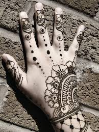 hennas tatoo
