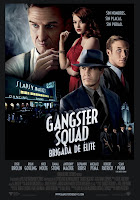 'Gangster Squad (Brigada de Élite)', del director Ruben Fleischer, con Sean Penn, Ryan Gosling, Josh Brolin, Emman Stone, Anthony Mackie, Michael Pen y Giovanni Ribisi. Revista Making Of. Cine