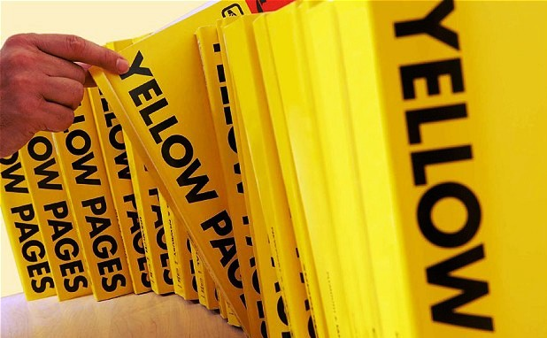 How To Submit In Yellow Pages
