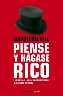 napoleon hill think and grow rich libro piense y hagase rico