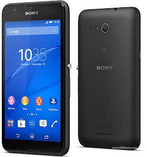 Harga Sony Xperia Seri E Smartphone Murah
