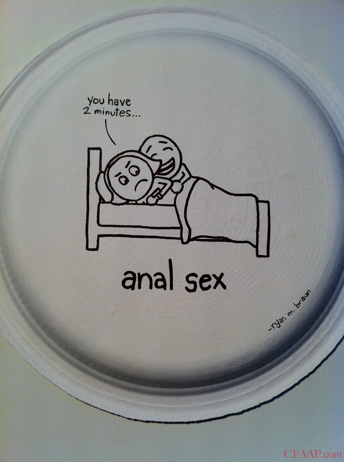 Anal sex quotes cartoons