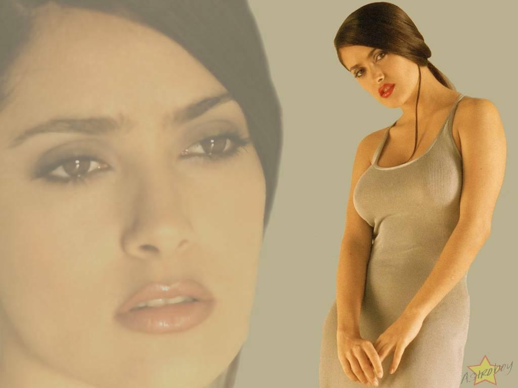 salma hayek wallpaper HD