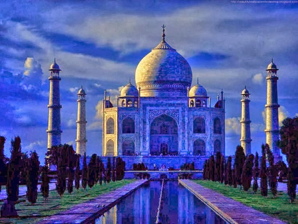 Beautiful Taj Mahal Wallpapers Wallpaper