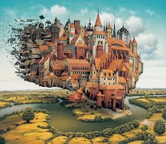 Pinturas surrealistas de Jacek Yerka