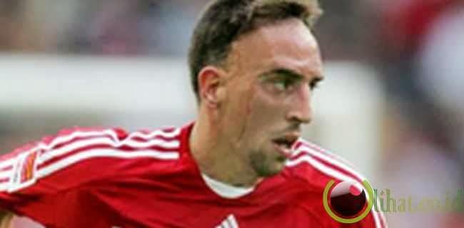 Franck Ribery (Muenchen) : 30,70 km /jam