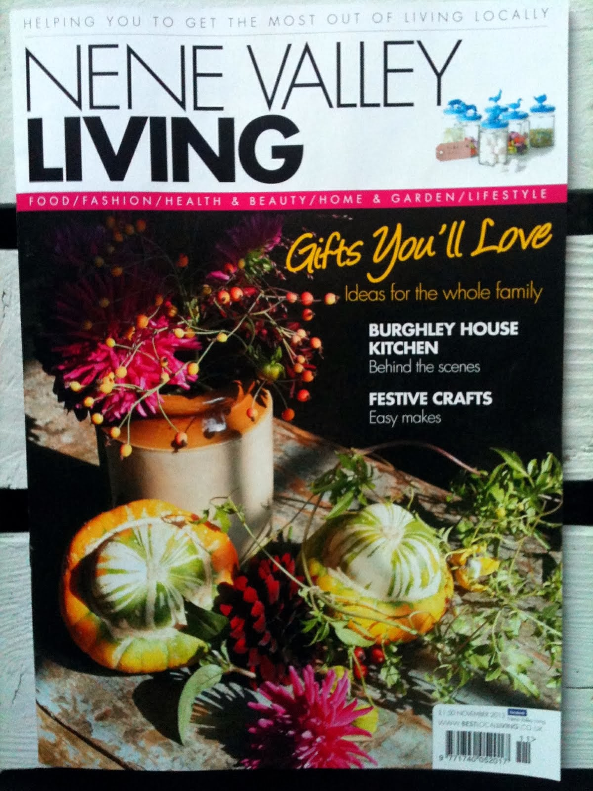Nene Valley Living November issue