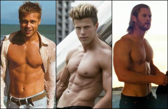 Meet Britain's Vainest Man; Claims He's Hotter Than Brad Pitt And Chris Hemsworth