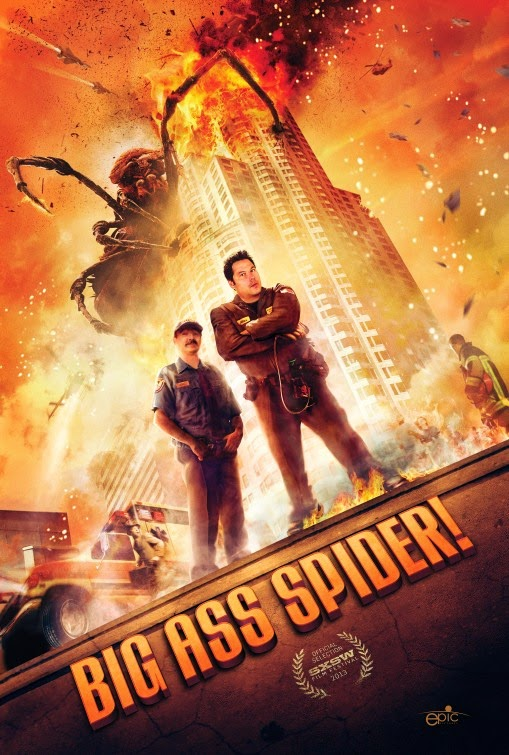 Regarder Big Ass Spider! en streaming