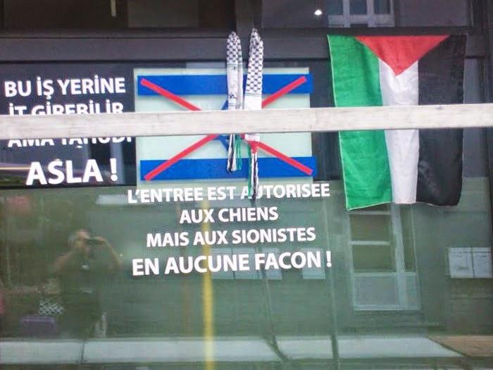 Di Belgium Anjing Boleh Masuk Yahudi Dilarang