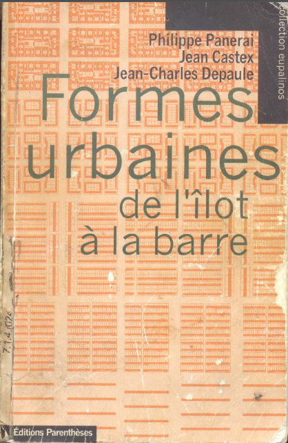 analyse urbaine philippe panerai pdf