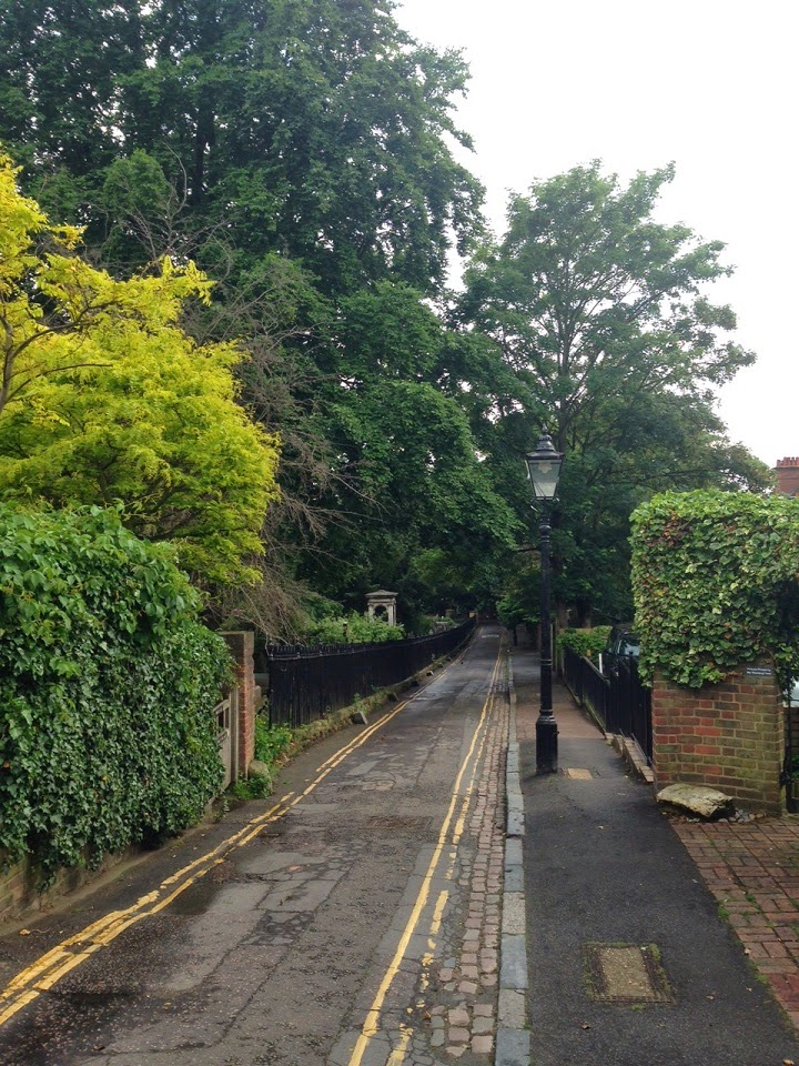 Holly Walk, Hampstead, London NW3