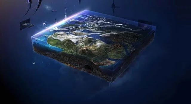 Ξανά γυρίζουμε στο μεσαίωνα και στον σκοταδισμό? Πάτερ Ιωάννης: Η Γη είναι Επίπεδη, το λέει και η Ιερά Βίβλος!!