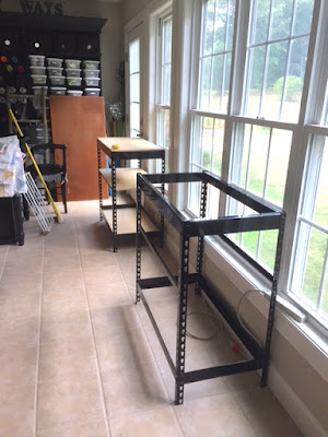 workbench sewing table
