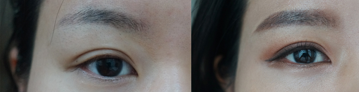 Asian Straight Brows: Anastasia Beverly Hills Chocolate Dipbrow Pomade