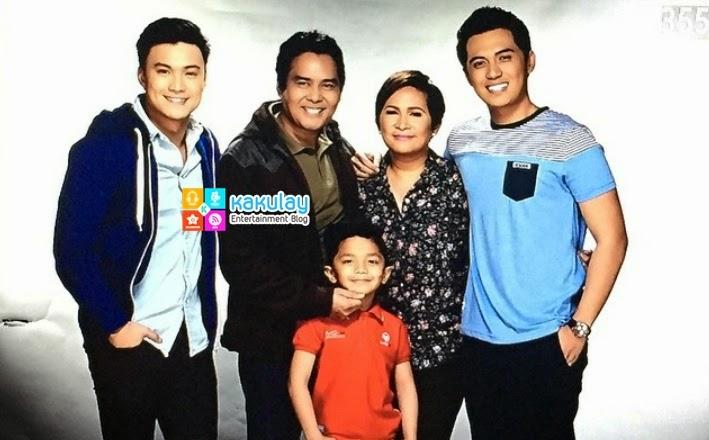 Edgar Allan Guzman certified Kapamilya na! - Kakulay Entertainment