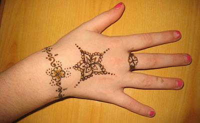Jewelry Arabic Mehndi Designs