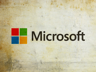 Microsoft New Logo Design HD Desktop Wallpaper