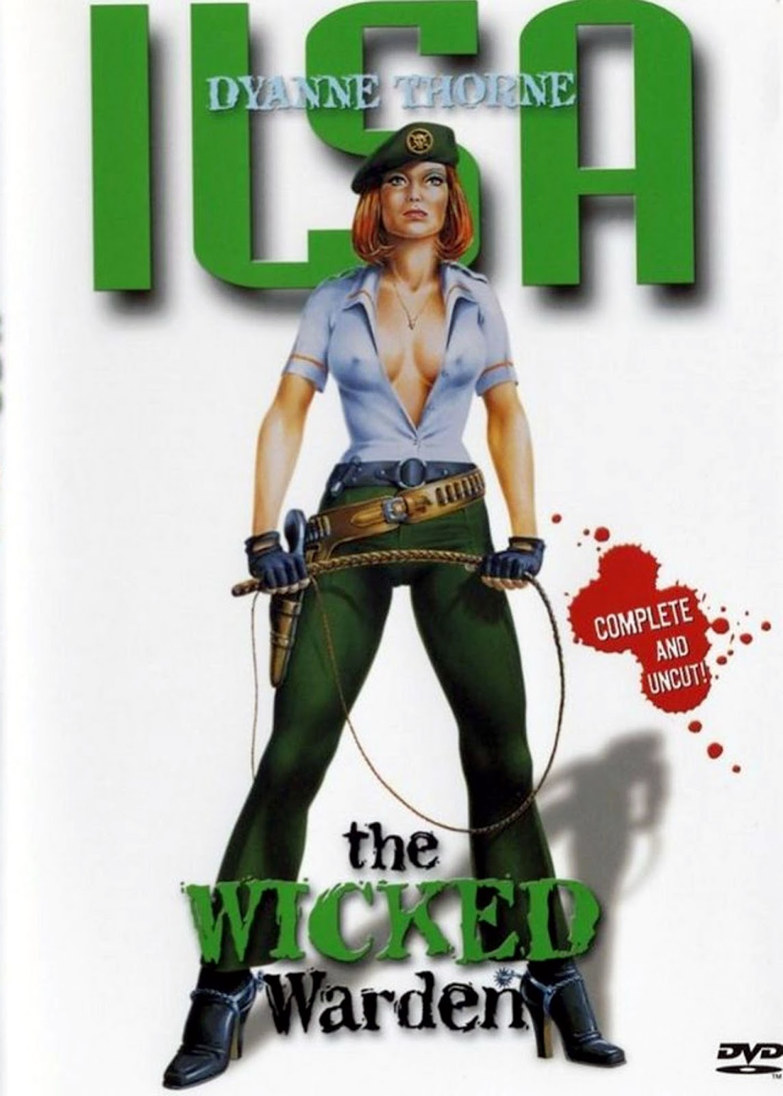 Ilsa the Wicked Warden (1977)