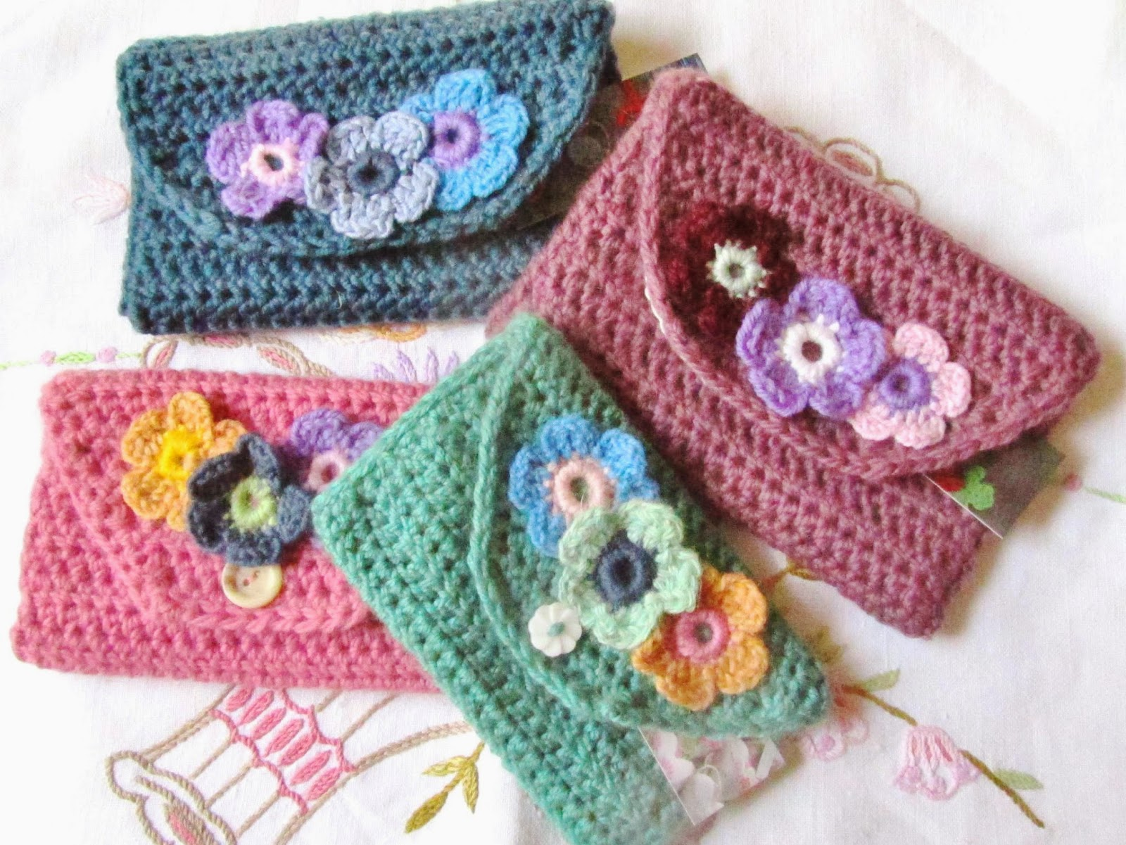 Free Crochet Patterns You Can Sell : Love Making Things: Cute & Easy Crochet
