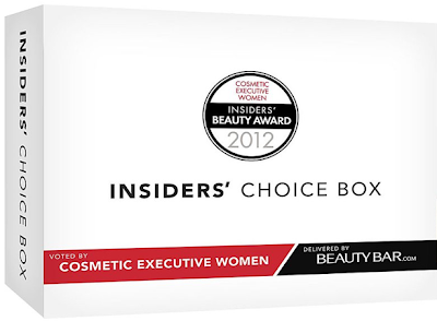 CEW and BeautyBar: Insider's Choice Beauty Box - Available Now!