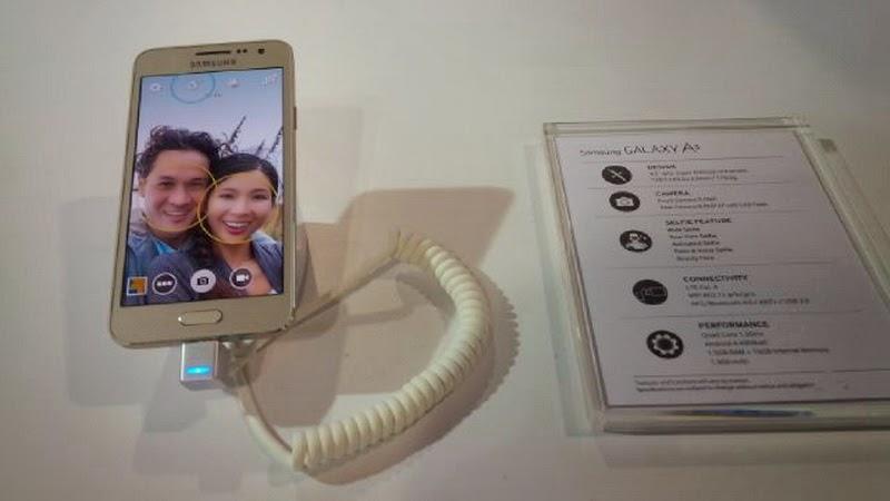 Inilah Spesifikasi Samsung Galaxy A3 A5 Dan A7