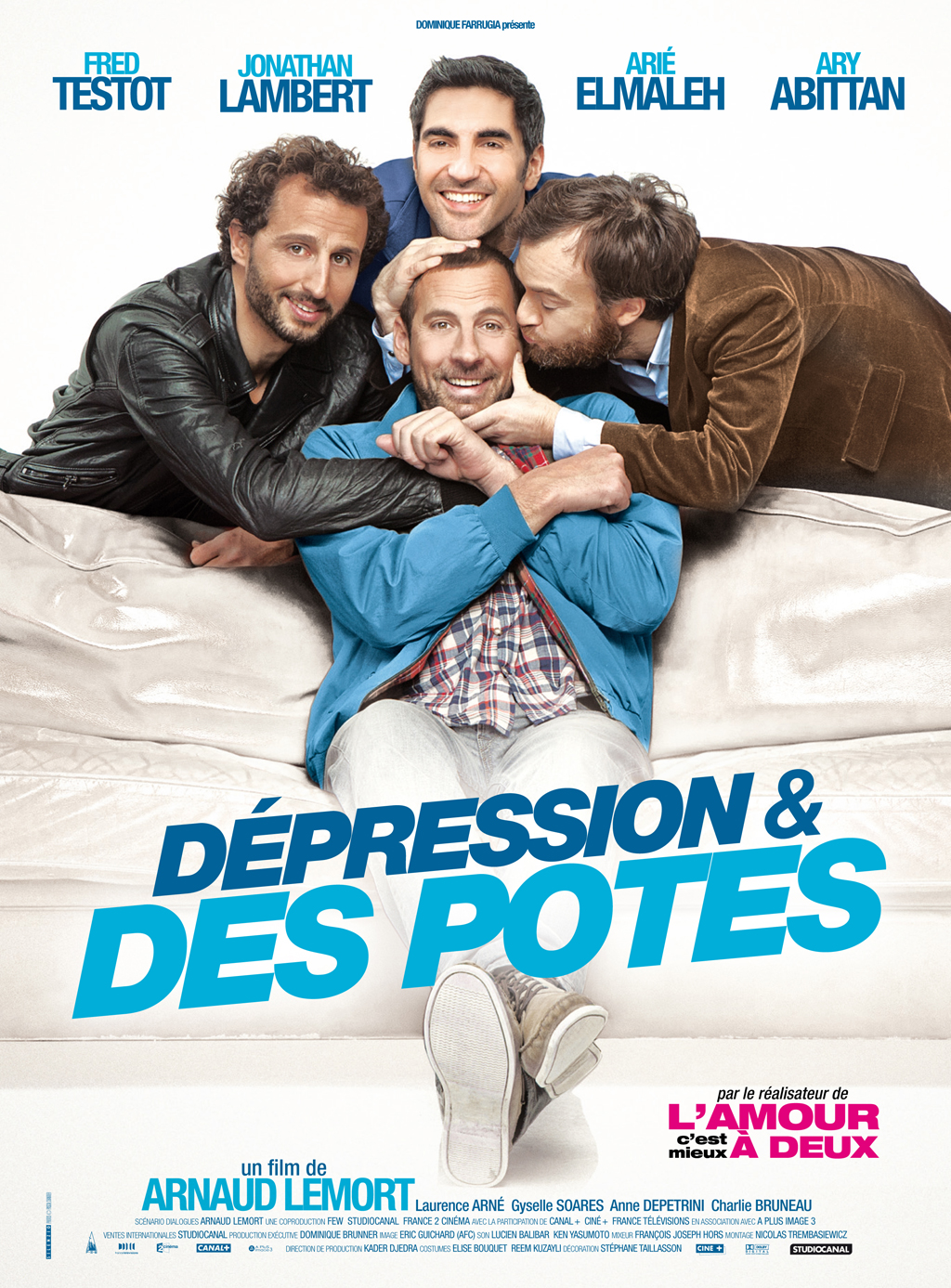 film Dépression et des Potes en streaming
