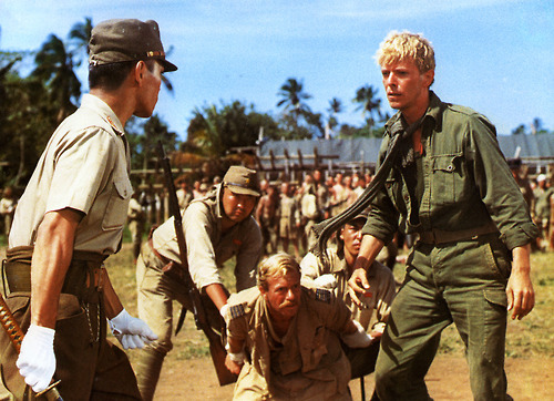 stunt casting in merry christmas mr lawrence was pitting two rock stars against each other david bowie plays major jack celliers and ryuichi sakamoto - Ryuichi Sakamoto Merry Christmas Mr Lawrence