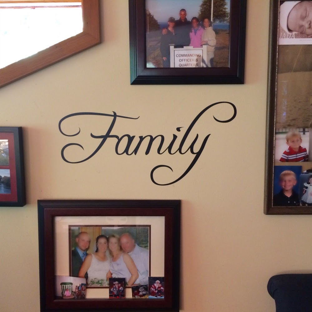 bobee, family, decorations, decor, wall art, stickers, Amazon, decal, review,