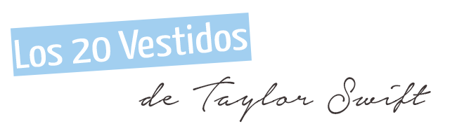 Vestidos Taylor Swift