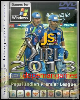 Pepsi IPL 2013 Patch For EA Cricket 07