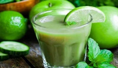 Minum Jus Ini Sebelum Tidur Dapat Menghilangkan Lemak di Perut