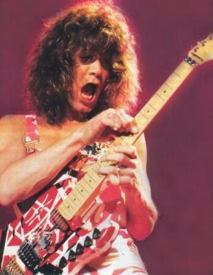 Imagen de Eddie Van Halen