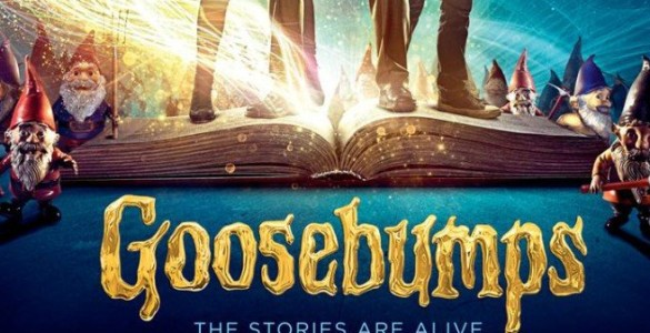 REVIEW MOVIE, MOVIE GOOSEBUMPS, SINOPSIS MOVIE GOOSEBUMPS, BEST KE MOVIE GOOSEBUMPS