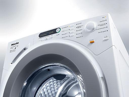Cafran cocinas lo ltimo en lavadoras miele la funci n vapor for Funcion de la lavadora